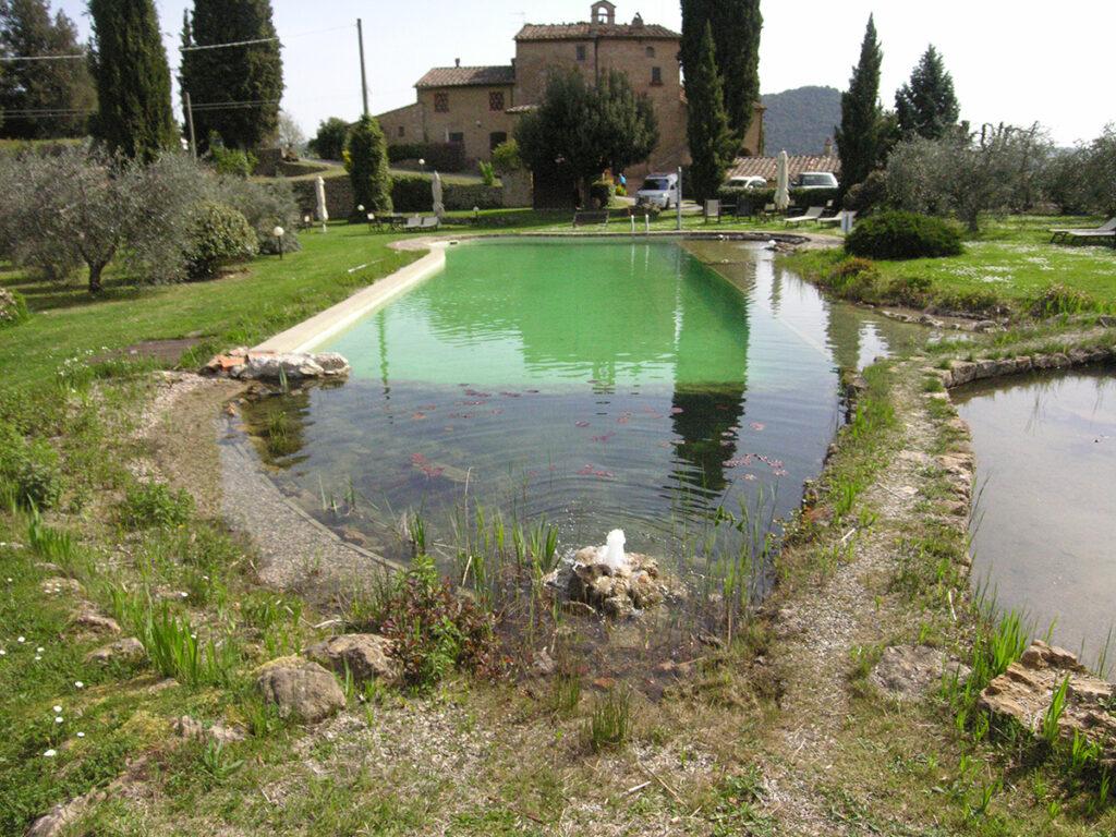 Biolago Agriturismo Borgo San Lorenzo Volterra