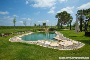Biolago Casa privata Lucignano (Ar)