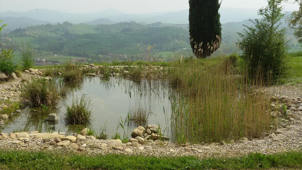 Biolago - Casa privata - Monteveglio (Bo)