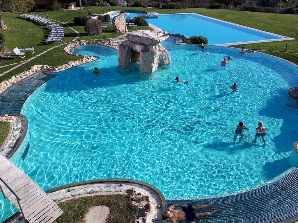 Biolaghi e piscine naturali vera luciani - Bagno vignoni adler ...